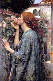 220px-John_William_Waterhouse_-_The_Soul_of_the_Rose,_aka_My_Sweet_Rose