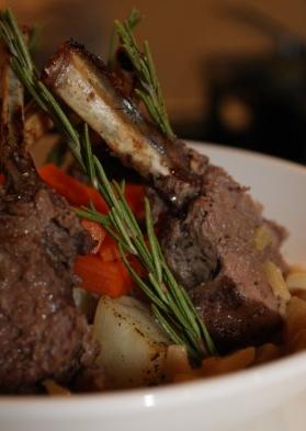 Lams roast