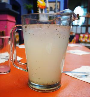 chia drink